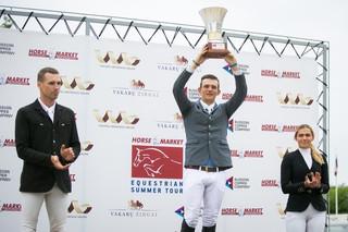 Егор Щибрик первый в Таллине.