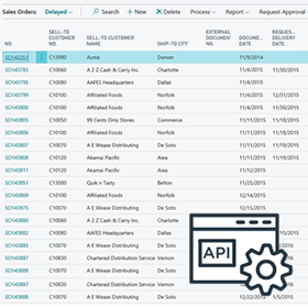 Connect to ERP Platforms