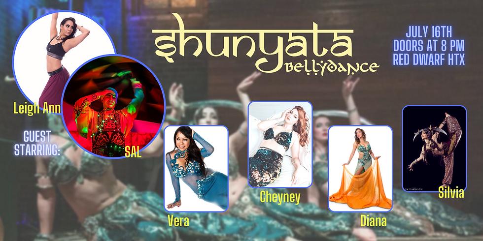Shunyata Fusion Dance @ Red Dwarf HTX, Featuring Sal Elsayed & Leigh Ann Moya
