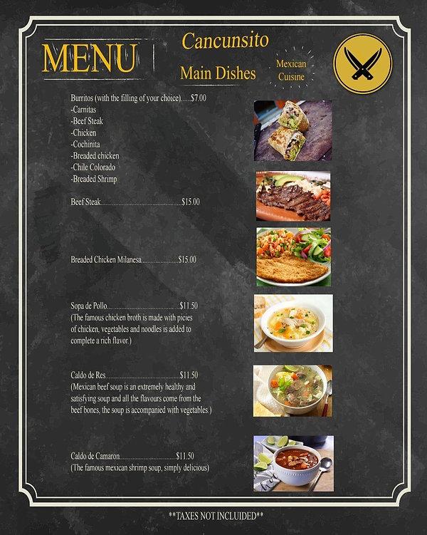 Mexican Cancunsito menu.jpg