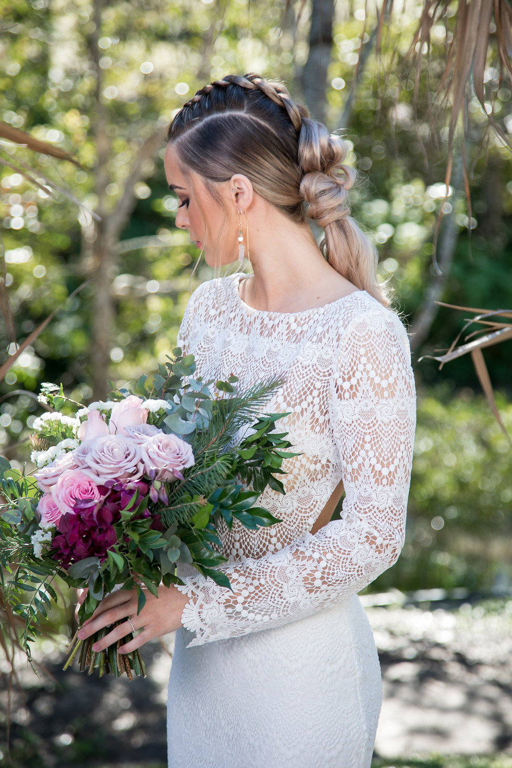 Luna Willow Bridal gown