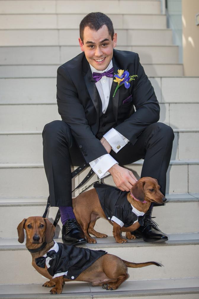 Rebecca & Riley ~ Noosa Wedding