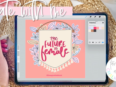 Create With Me: The Future Is Female