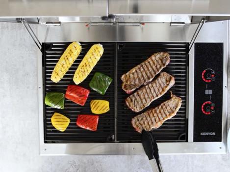 Dual heat Grill.JPG
