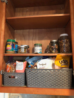 After: Food Pantry Area