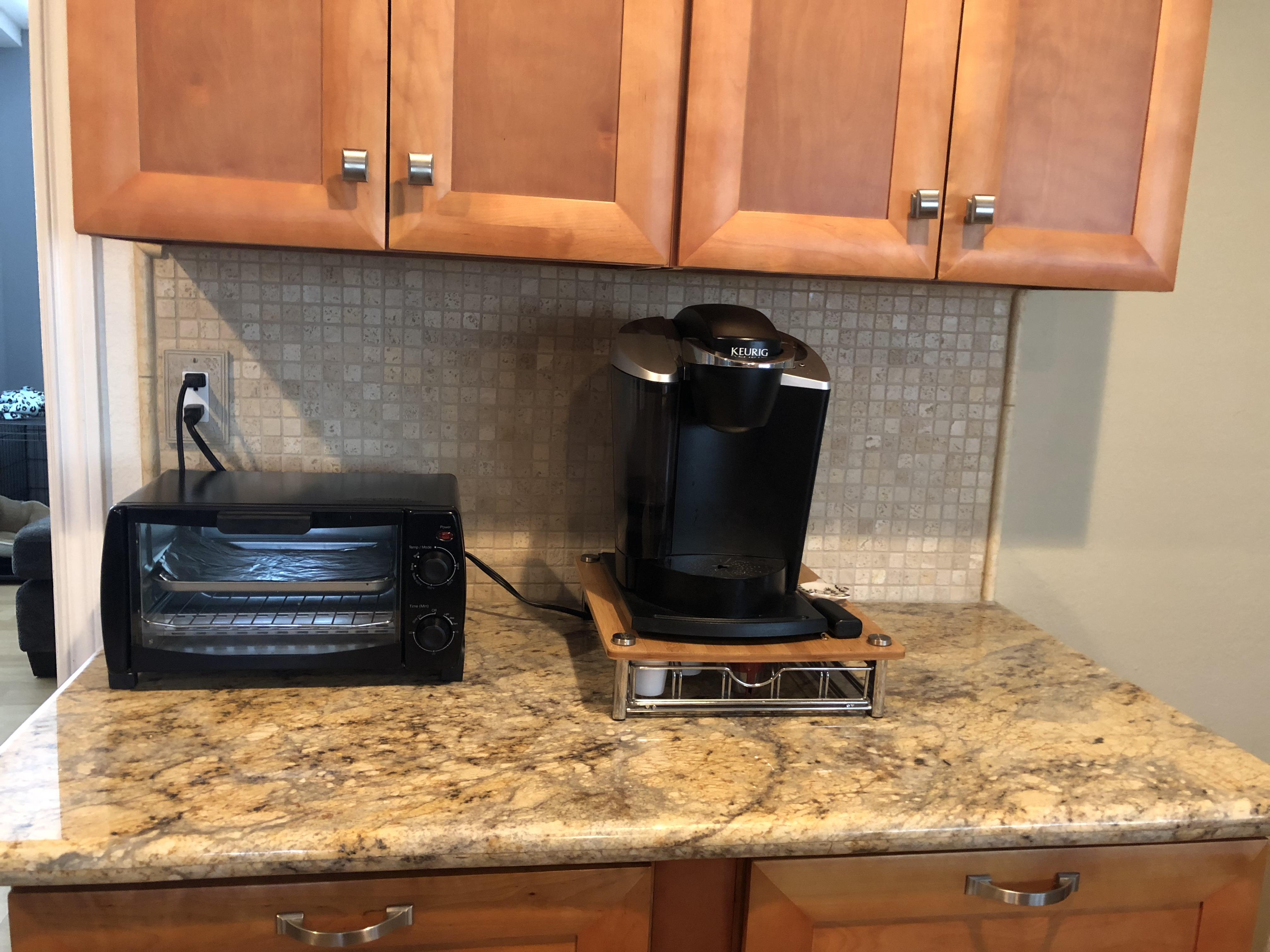 Breakfast/Coffee Area