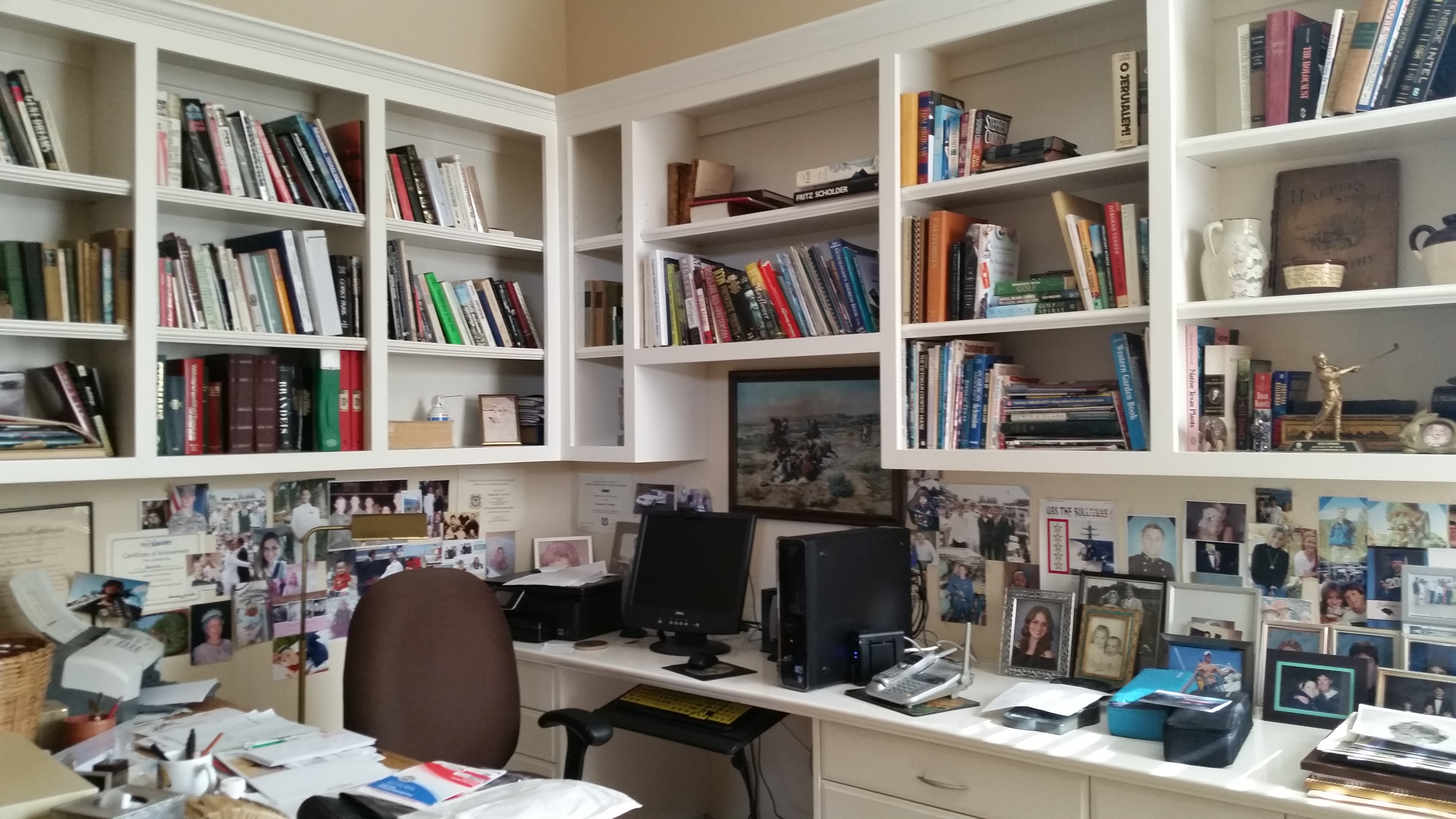 Before - Home Office