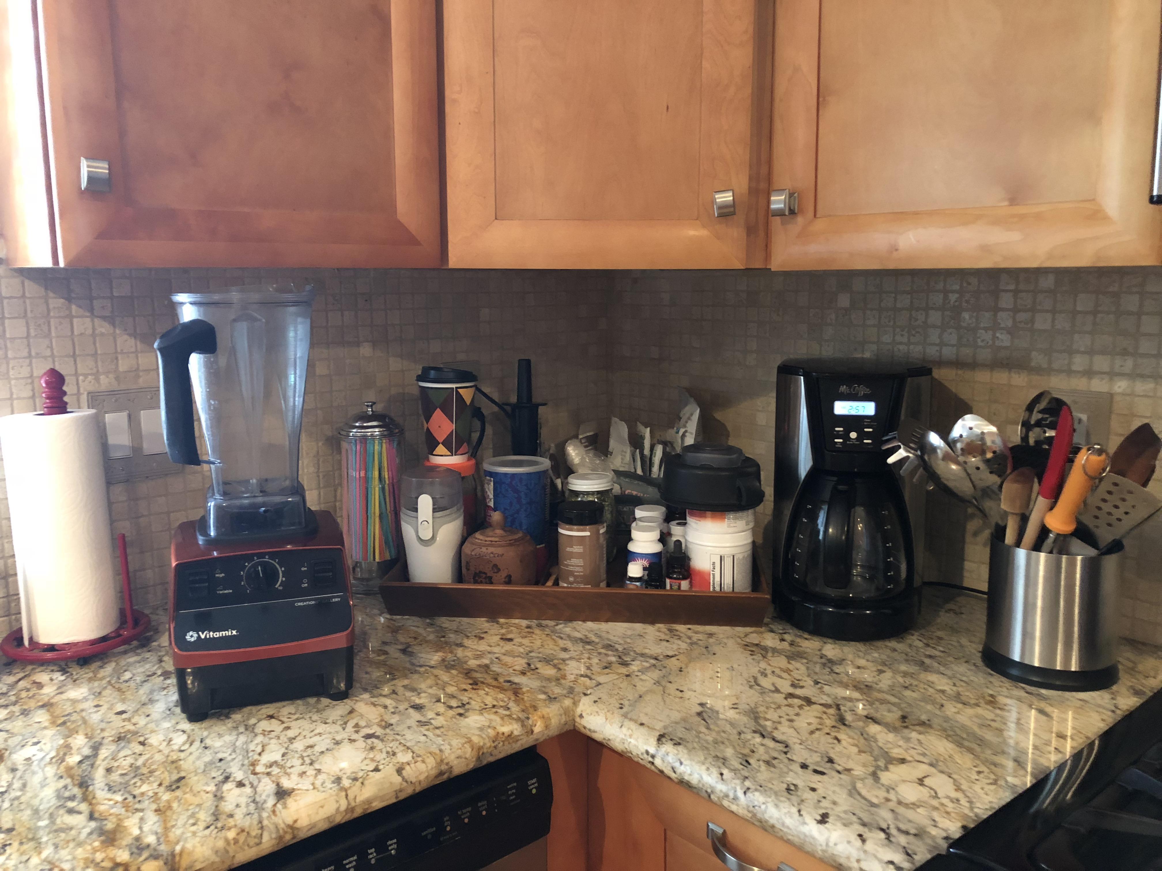 Breakfast Shakes Area