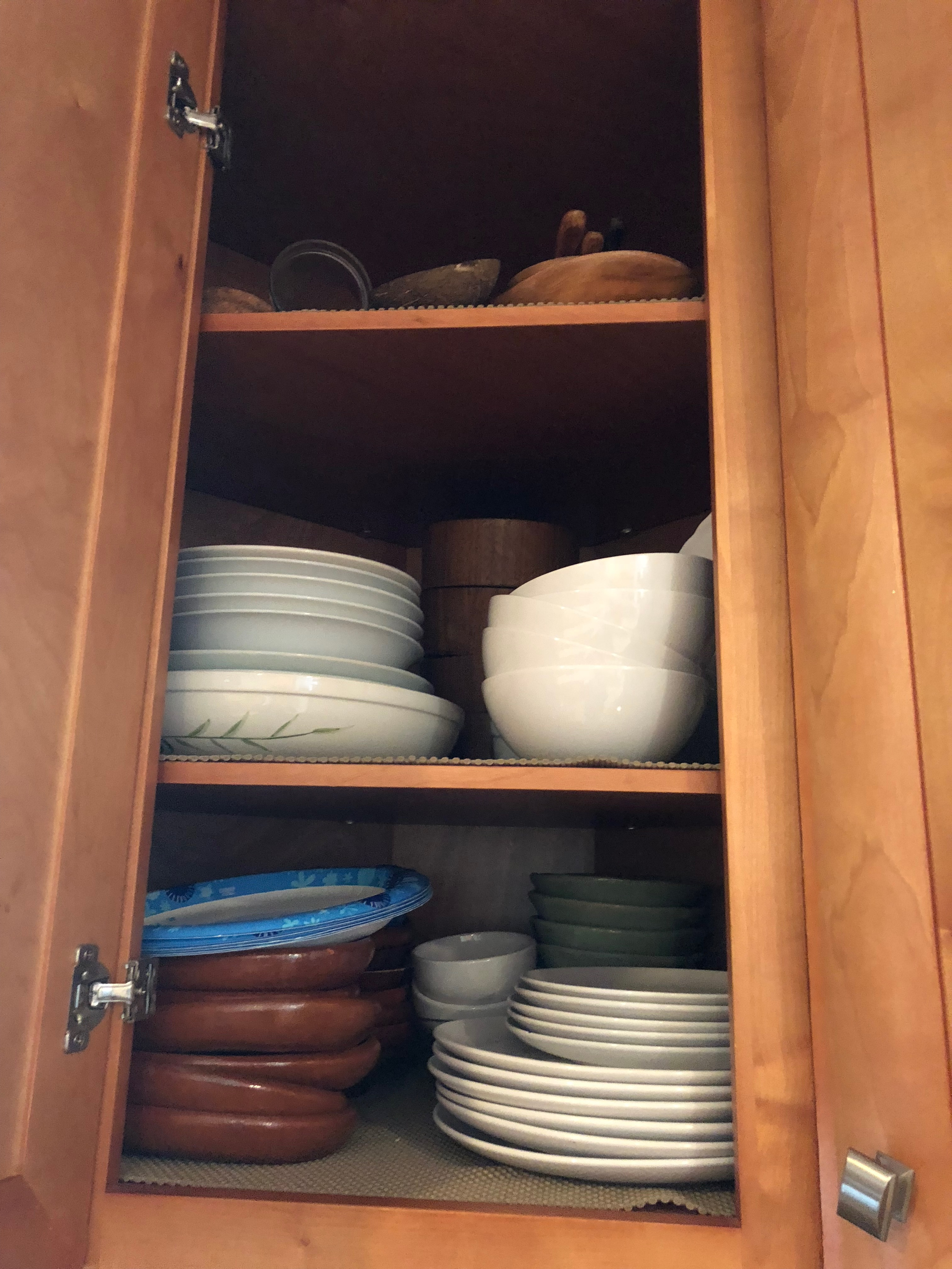 Before: Everyday Dishes