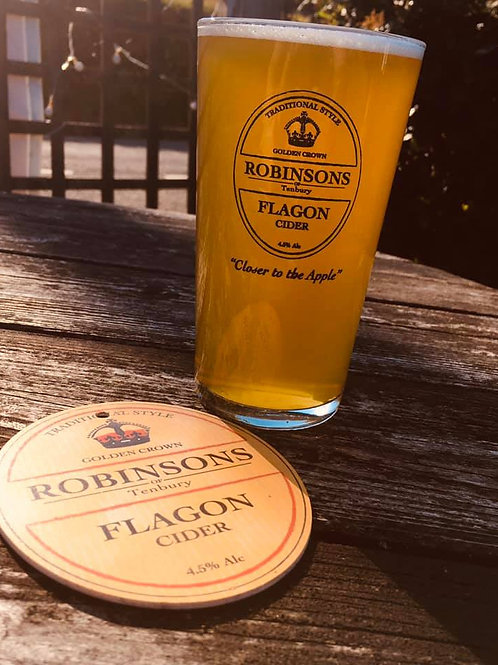 Robinsons Cider (2 Pint)