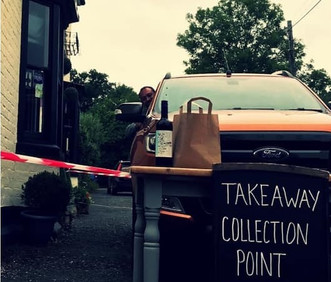 Takeaway Collection Point
