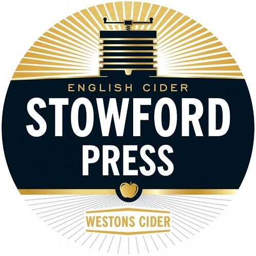 Stowford Press (2 Pints)