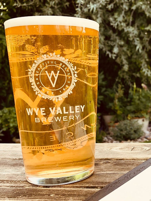 Wye Valley HPA (2 Pints)