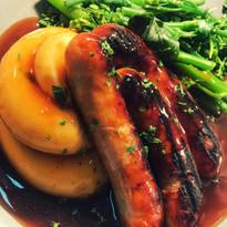 Sausage & Mash