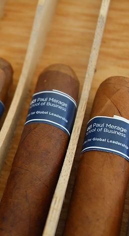 UCI Merage Cigar Packaging