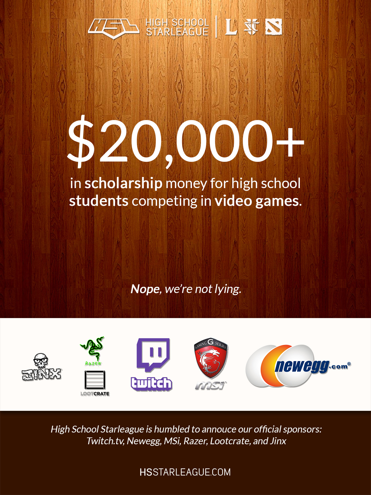HSL General Partnership Campaign Ad