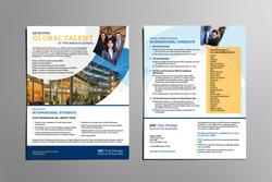 MBA Global Talent Flyer