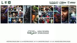 HSL Twitch Stream Overlay