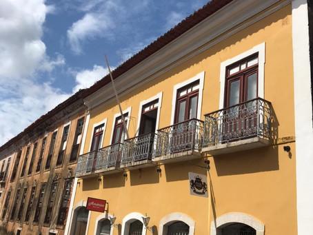 Pousada no Centro Histórico se destaca por atrair hóspedes da capital maranhense