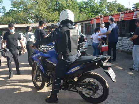 O êxito da Guarda Municipal na campanha de vacinação em São Luís