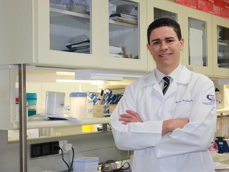 Cientista Rodrigo Dias comenta sobre Educação Física e pesquisa