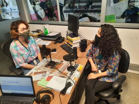 Estagiárias se destacam em matéria sobre saga de asiáticos no Maranhão