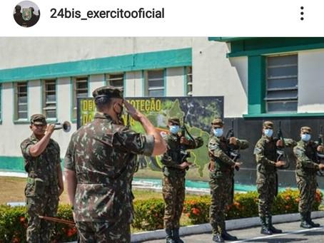 General do Exército visita quartéis em São Luís e no interior maranhense