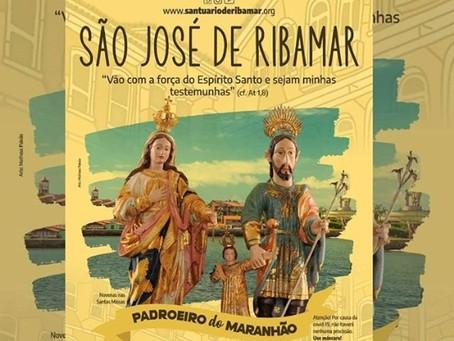 Festejo de Ribamar inicia hoje e não terá nenhuma romaria/procissão