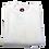 Thumbnail: Sweat velours blanc emblème