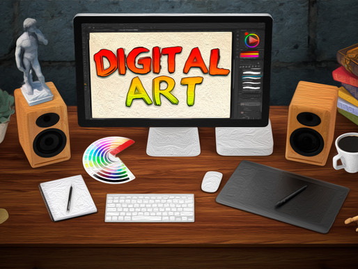 Getting Started with Digital Art