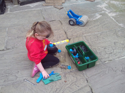 Busy builder