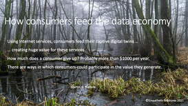How consumers feed Big Tech value, and how they could better participate in that value