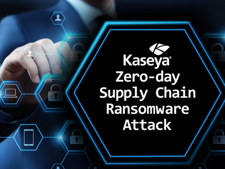 The Kaseya vulnerabilities were well known before the attack