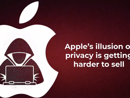 Apple's illusion of privacy, the social media impact on the Afghanistan turmoil, and other news