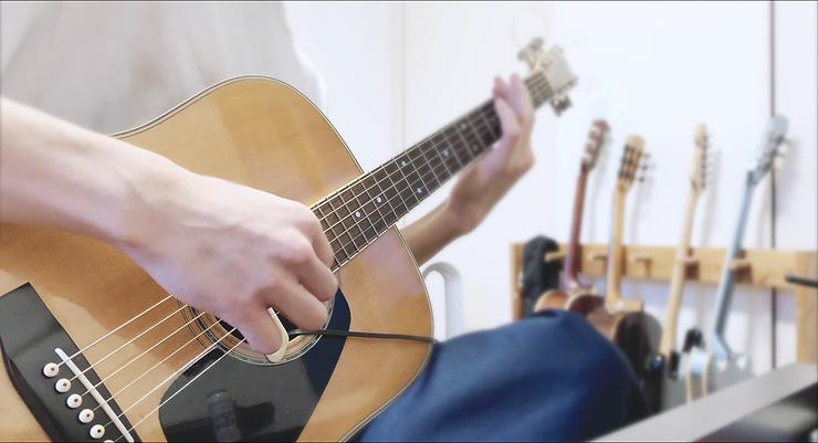 ギター 耳コピ