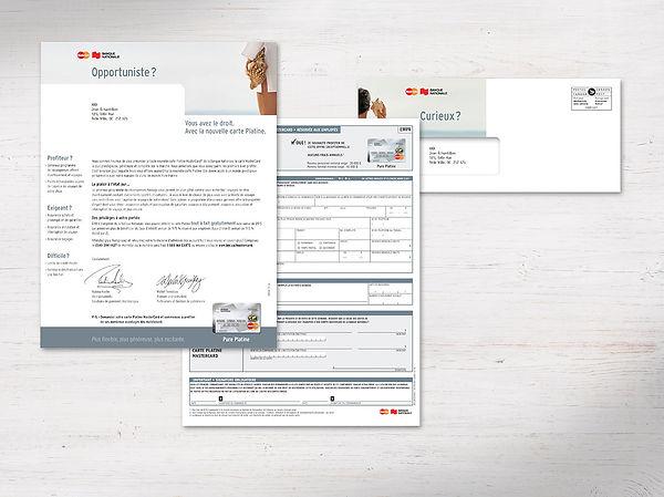 Carte Platine de MasterCard