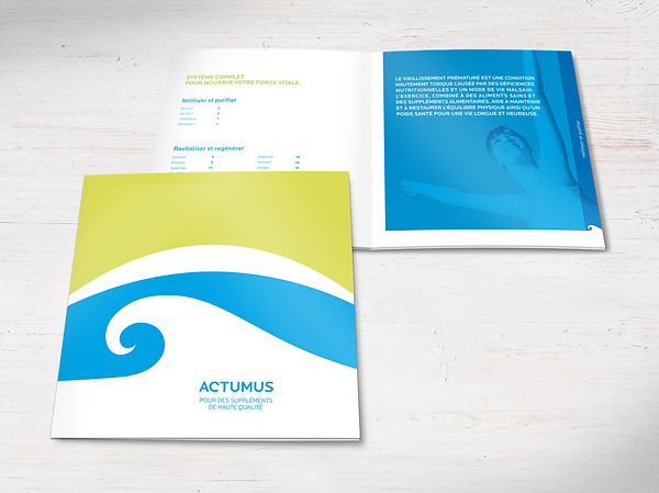 Brochure Actumus