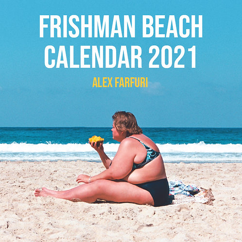 Frishman Beach Calendar 2021