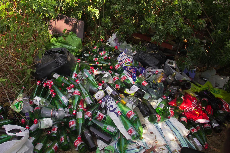 Hidden Trash