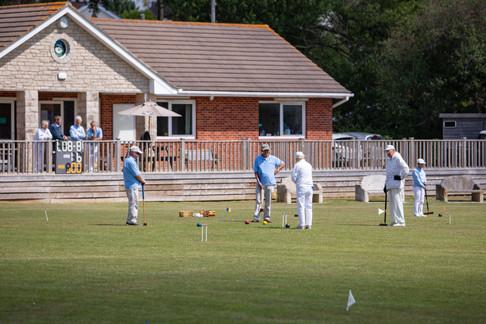Budliegh Salterton match