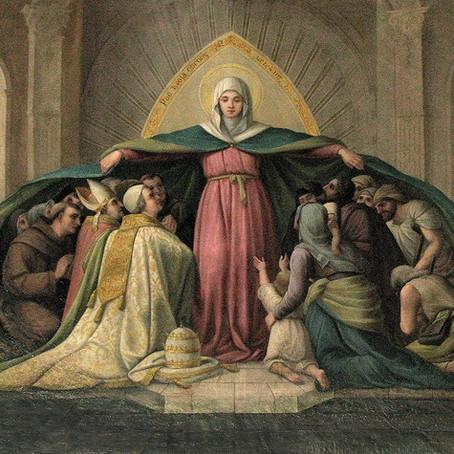 Maria, nossa intercessora!