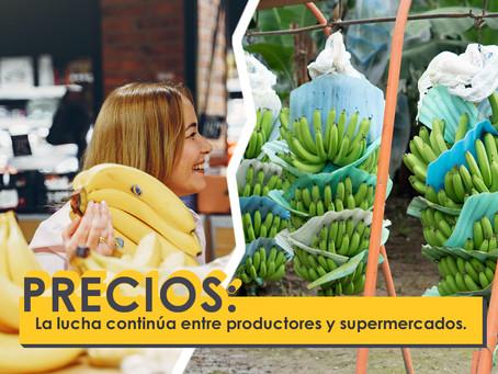 Precios: La lucha continúa entre productores y supermercados.