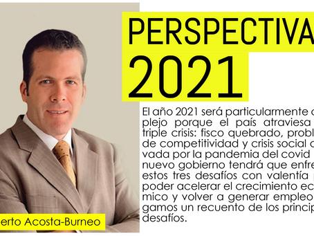 PERSPECTIVAS 2021