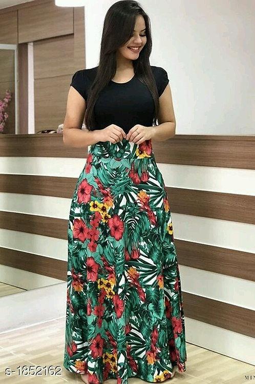 Arianna Fabulous Polyester Women's Dresses V 12