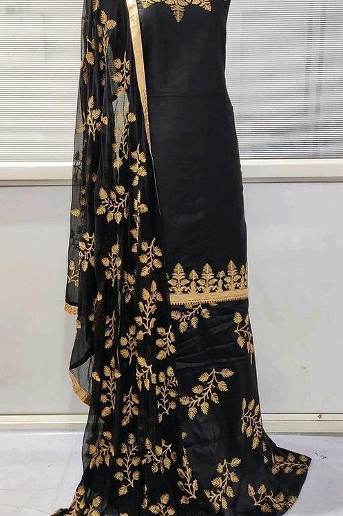 Devika  Elegant  Suits & Dress Materials V 19