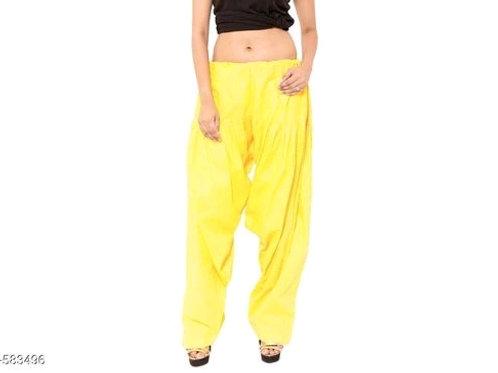 Angela Women's Rayon Patiala Pants
