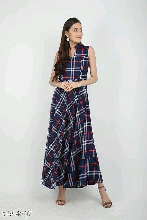Ariana Elegant Cotton Printed Dresses