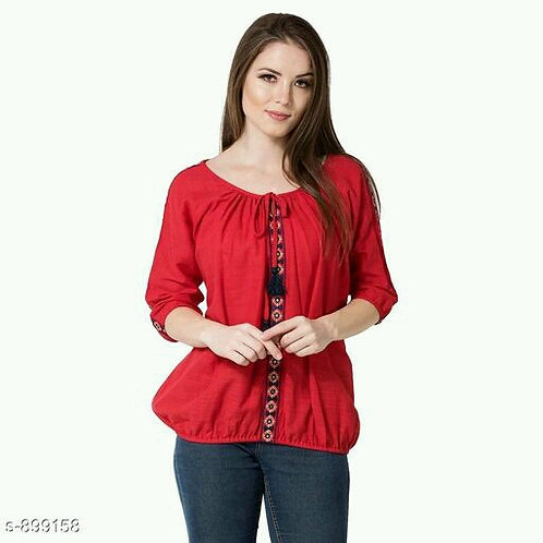 Hiba Gorgeous Cotton Club Women's Tops V 7