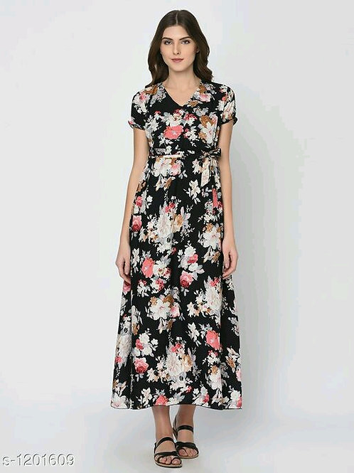 Cali Fashion Woven Stylish Maxi Dresses