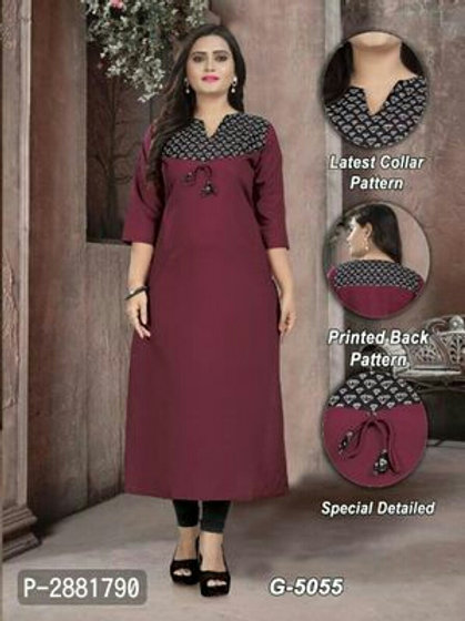 Banni Digital Printed Cotton Kurtas